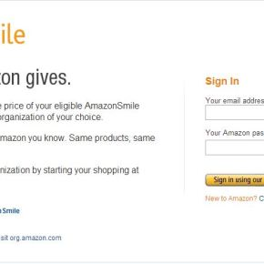 Need to make an Amazon.com purchase? Help raise money for ZAS!