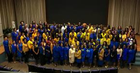 Metro Atlanta Sorors Celebrate Sigma Gamma Rho Sorority, Inc. Founders' Day!