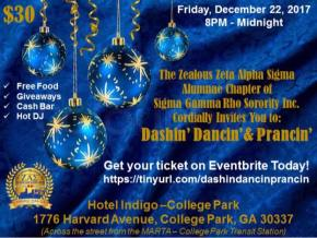 ZAS Holiday Party on December 22