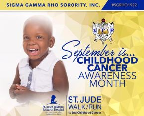 Support St. Jude with us!